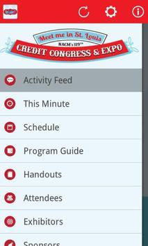 NACM Credit Congress 2015 apk screenshot