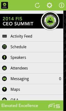 FIS CEO Summit apk screenshot