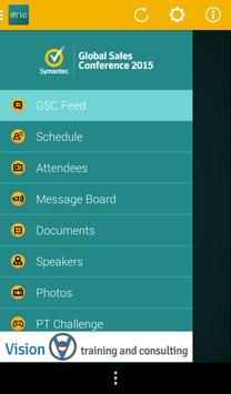 Symantec GSC 2015 apk screenshot