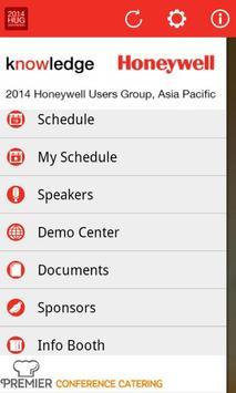2014 HUG EMEA apk screenshot