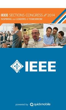 IEEE Sections Congress 2014 poster