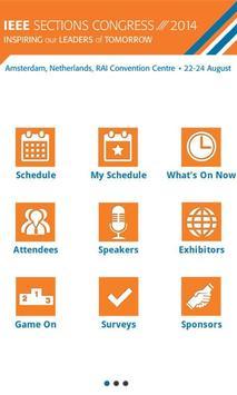 IEEE Sections Congress 2014 apk screenshot