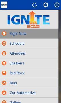 IGNITE 2015 Sales Meeting apk screenshot