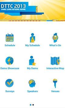 DTTC 2013 apk screenshot