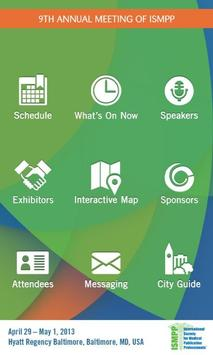9th Annual Meeting of ISMPP apk screenshot