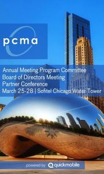 PCMA Partner Conference 2014 poster