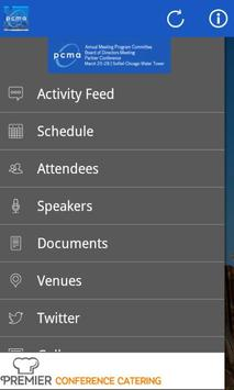 PCMA Partner Conference 2014 apk screenshot