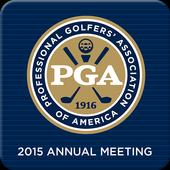 2015 PGA Annual Meeting icon
