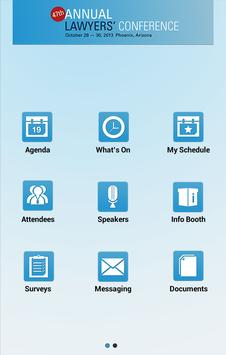 Annual Lawyers' Conference apk screenshot