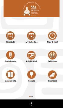 SAA 79th Annual Meeting apk screenshot
