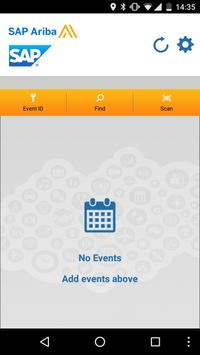 SAP Ariba Events Mobile apk screenshot
