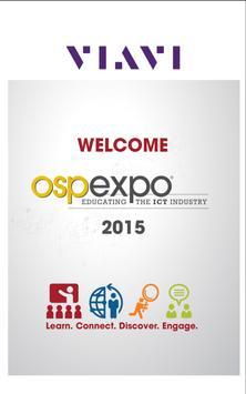 OSP EXPO 2015 poster