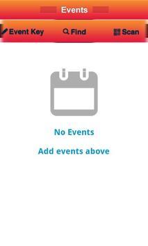 Singex Event Application apk screenshot