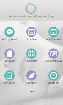 SMFM Annual Meeting apk screenshot