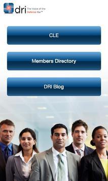DRI App apk screenshot