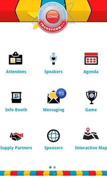 2013 SONIC National Convention apk screenshot