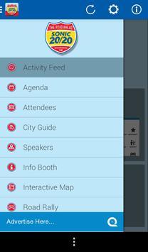 2015 SONIC National Convention apk screenshot