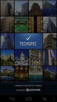 TechSpec poster