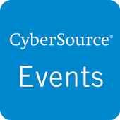 CyberSource Events icon