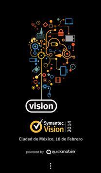 Vision México 2014 poster