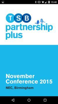 Partnership Plus Thursday poster