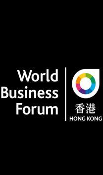 World Business Forum Hong Kong poster