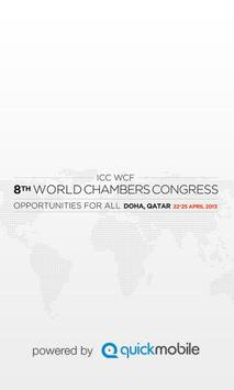 8th World Chamber Congress poster