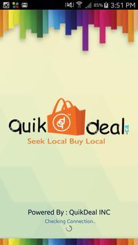 QuikDeal poster