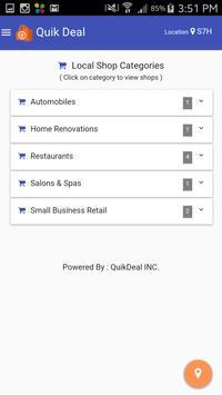 QuikDeal apk screenshot