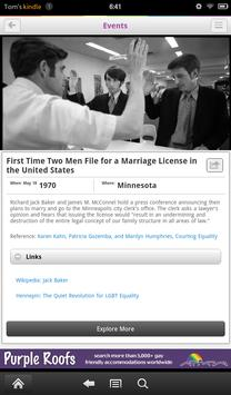 Quist - Today in LGBTQ History apk screenshot