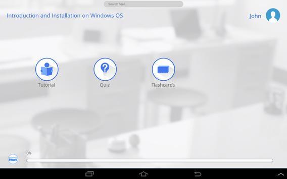 Learn MySQL by GoLearningBus apk screenshot