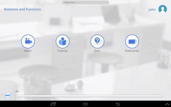 NCERT Grade 12 Math via Videos apk screenshot
