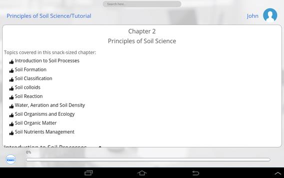Learn Agricultural Engineering apk screenshot