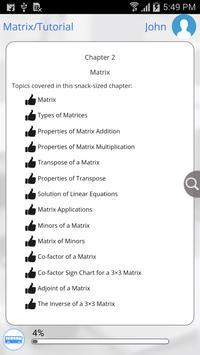 Learn Algebra II apk screenshot