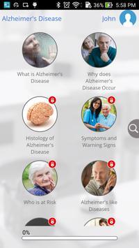Alzheimer's Disease apk screenshot