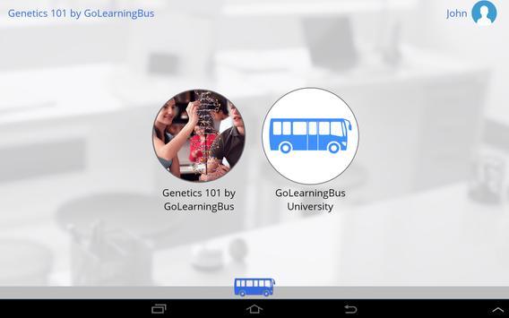Genetics 101 by GoLearningBus apk screenshot