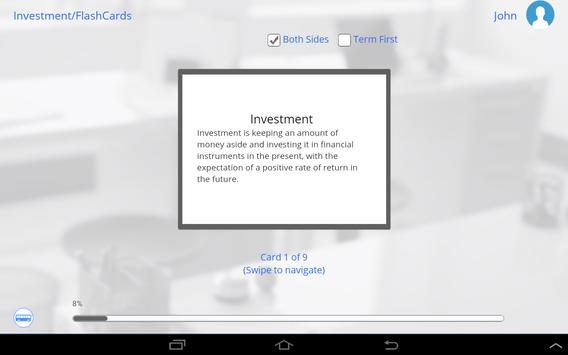 Learn Investment apk screenshot
