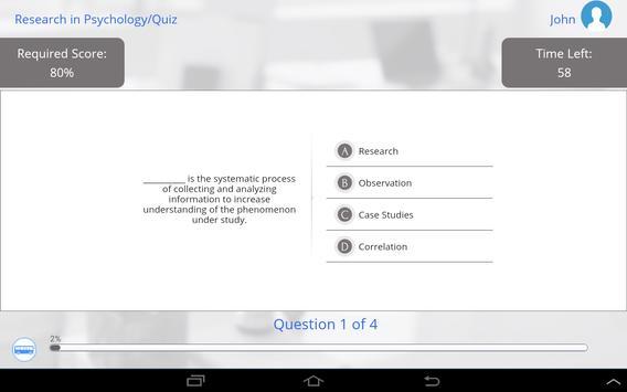 Psychology 101 apk screenshot