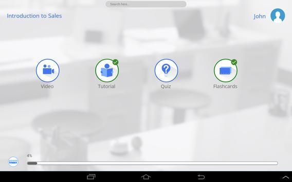 Learn Sales via Videos apk screenshot