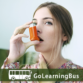 Asthma 101 by GoLearningBus icon