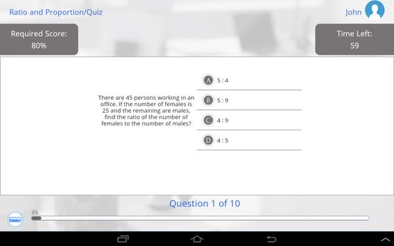 Learn Business Math apk screenshot