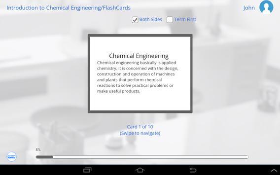 Learn Chemical Engineering apk screenshot