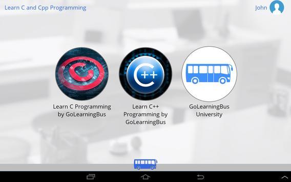 Learn C and C++ Programming apk screenshot