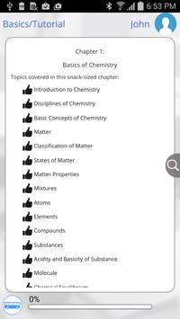 Learn Physics and Chemistry apk screenshot