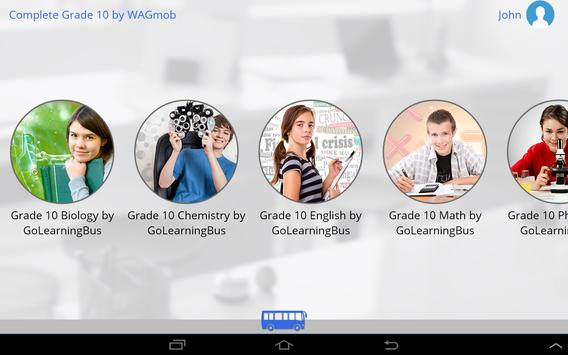 Complete Grade 10 by WAGmob apk screenshot