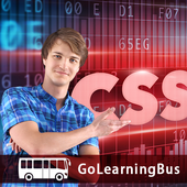 Learn CSS by GoLearningBus icon