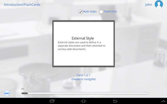 Learn CSS by GoLearningBus apk screenshot
