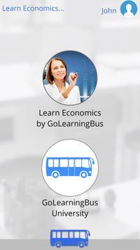 Learn Economics apk screenshot