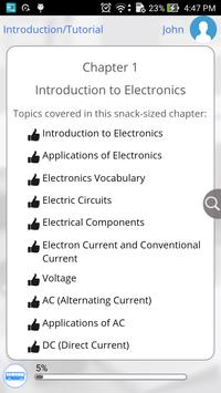 Learn Electronics apk screenshot