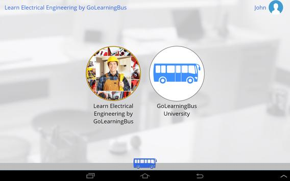 Learn Electrical Engineering apk screenshot